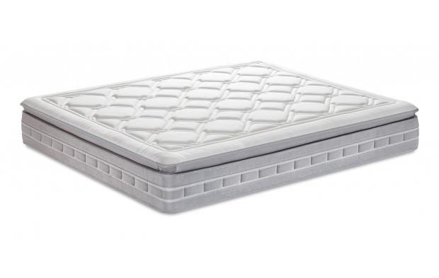 ANIMO PILLOW TOP materasso a molle indipendenti 160X200, di Falomo